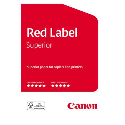 Canon Red Label Superior Fiche