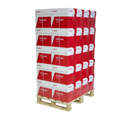 Canon Red Label Superior Pallet
