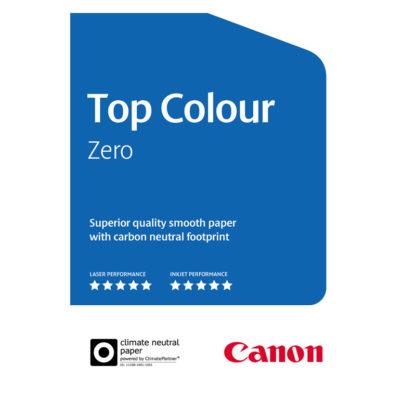 Canon Top Color Zero Fiche