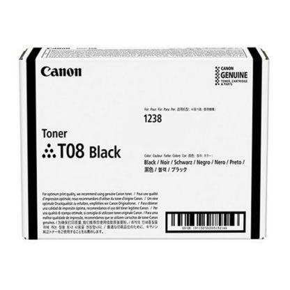 Toner T08 Black box